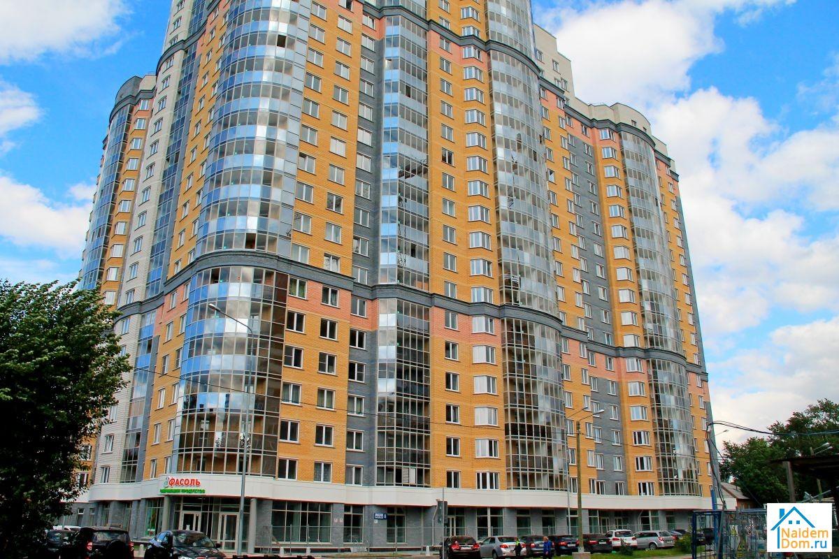 жилой комплекс авангард фото советские американские